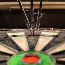 Bullseye in De Vlouw: 22 rovers present