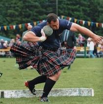 De eerste 1000 Rovers Highland Games