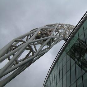 Hoofdgerecht op Wembley