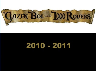 2010-2011 in RoversVogelVlucht!