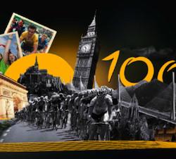 100ste Tour de France: hopelijk gaat het spoken