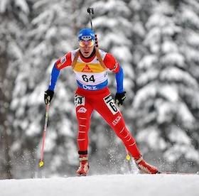 Biatlon siblings Sloof geven gouden tip