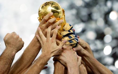 Voetbal International over het WK en de 1000 rovers