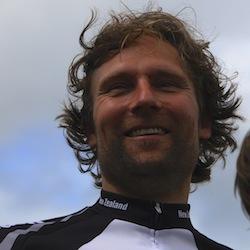 Rombout Wesseling wint 8ste Roverstriatlon