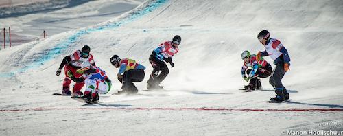 Snowboardsensatie in Kreischberg