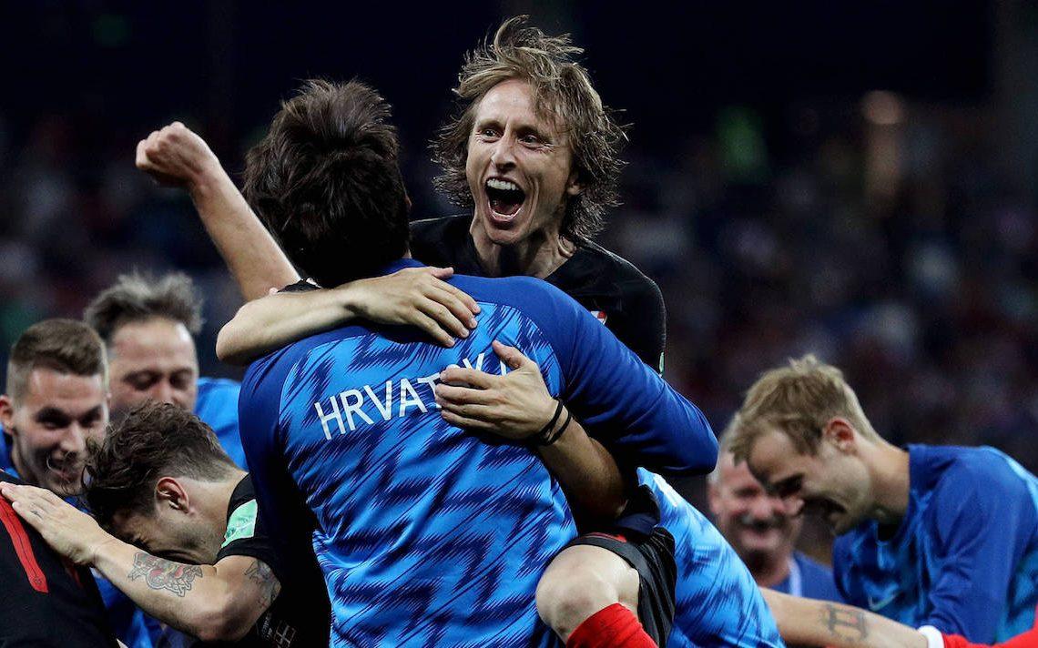 De Finale: Frankrijk vs Kroatië
