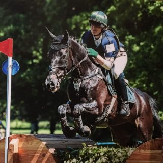 Springen over picknicktafels in Boekelo