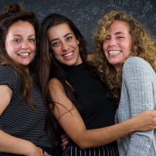 Gestampte Meisjes zorgen voor spetterende jaarwisseling