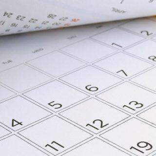 Kalender 2019-20